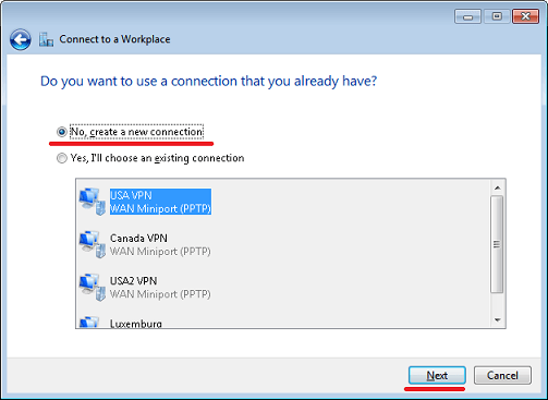 How To Setup VPN in Windows 7 - 3