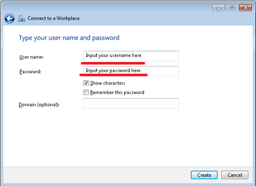 How To Setup VPN in Windows 7 - 6