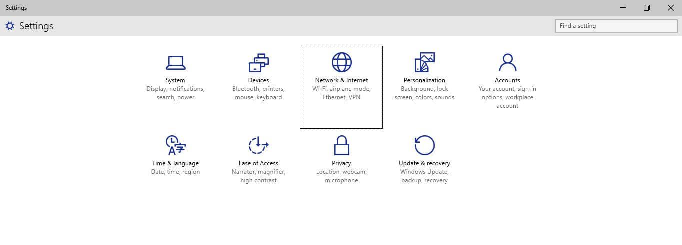 How to Setup VPN in Windows 10