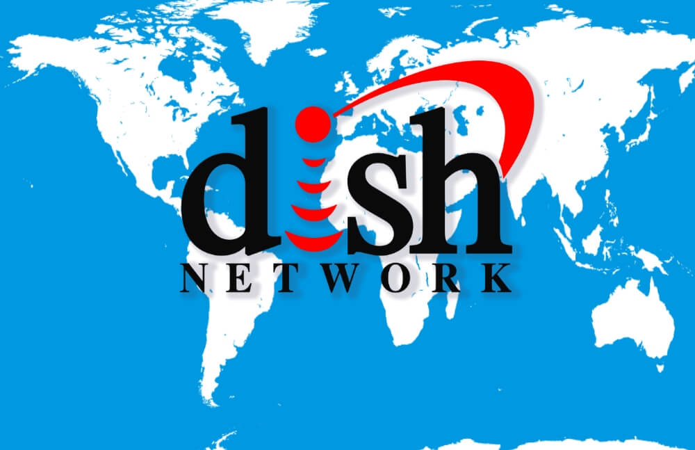 How to watch Dish outside US
